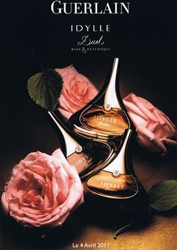 Idylle Duet Rose-Patchouli