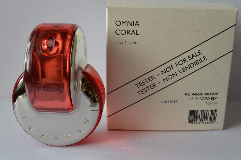 парфюмерия Bvlgaribvlgari Omnia Coral интернет магазин парфюмерии
