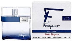 F by Ferragamo Free Time Men - Best-Parfum