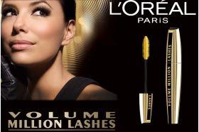 L'Oreal тушь для ресниц L'oreal Volume Million Lashes - Best-Parfum