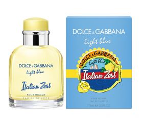 Dolce & Gabbana Light Blue Italian Zest Pour Homme - Best-Parfum