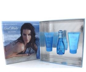 Davidoff Cool Water Women Набор - Best-Parfum