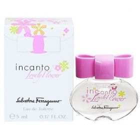 Salvatore Ferragamo Incanto Lovely Flower mini - Best-Parfum