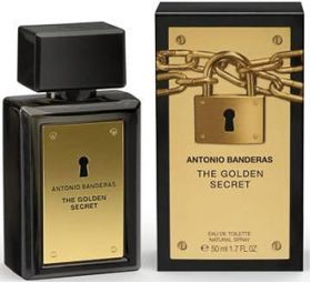 Antonio Banderas The Golden Secret Man - Best-Parfum