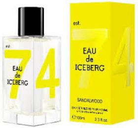 Eau de Iceberg 74 Sandal Wood - Best-Parfum