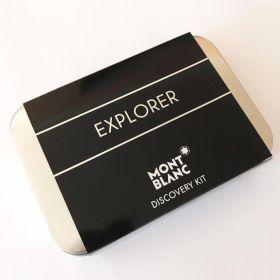 Mont Blanc Explorer Набор миниатюр - Best-Parfum