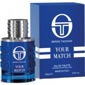 Sergio Tacchini Your Match - Best-Parfum