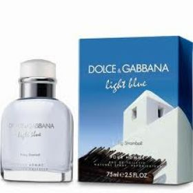 Dolce & Gabbana Light Blue Living Stromboli Pour Homme - Best-Parfum