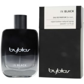 Byblos In Black Man - Best-Parfum