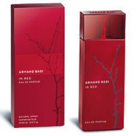 Armand Basi In Red Eau De Parfum (красный) - Best-Parfum