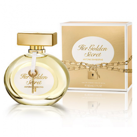 Antonio Banderas Her Golden Secret Woman - Best-Parfum