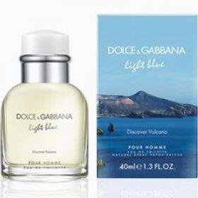 Dolce & Gabbana Light Blue Discover Vulcano Pour Homme - Best-Parfum