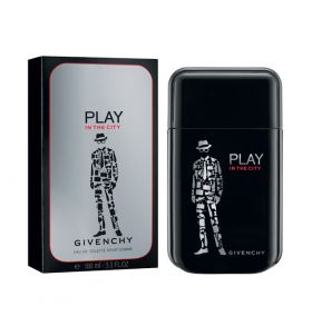 Givenchy Play In The City Men - Best-Parfum