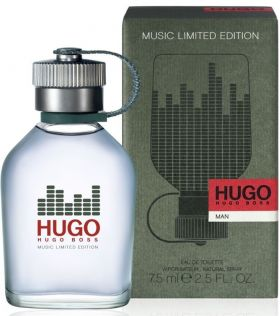 Hugo Music Limited Edition - Best-Parfum