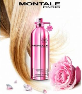 Montale Rose Musk Hair Mist - Best-Parfum
