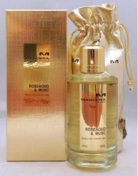 Mancera Rose Aoud & Musk - Best-Parfum