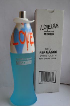 Moschino I Love Love - Best-Parfum
