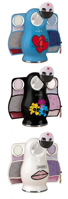 Pupa Puposka Art Набор - Best-Parfum